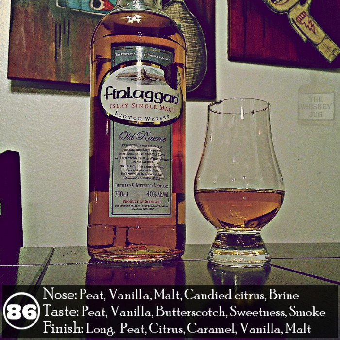 Finlaggan Old Reserve Single Malt Review