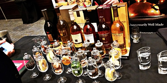 Glenmorangie - Whisky Live Los Angeles 2014