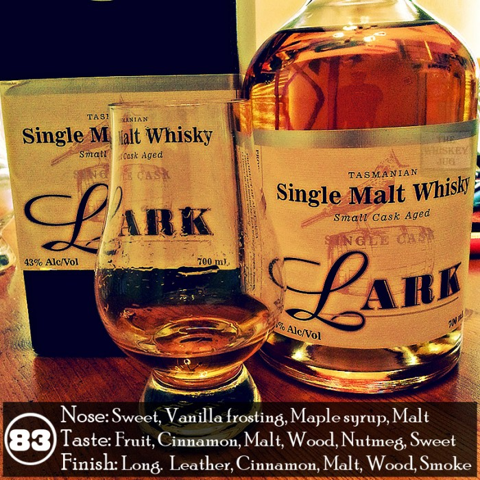 Lark Single Malt Review