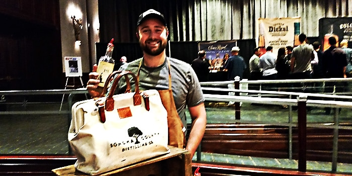 Sonoma Distilling - Whisky Live Los Angeles 2014