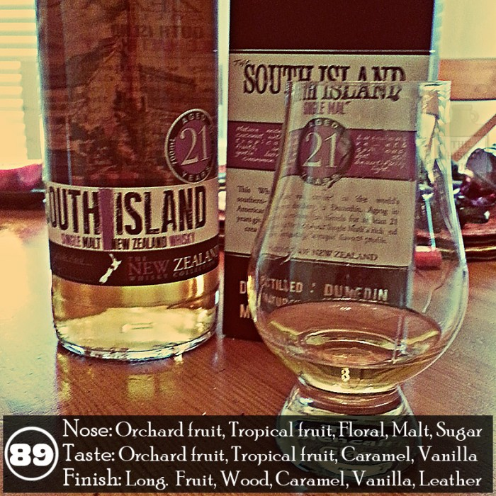 South Island 21 Review