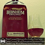 Bernheim Original Wheat Whiskey 7 years aged Review