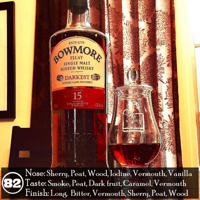 Bowmore Darkest Review