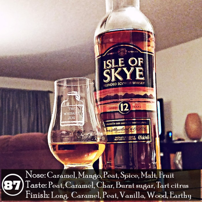 Isle of Skye 12 Blended Scotch