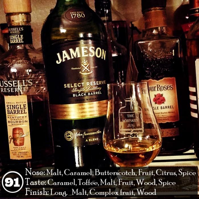 Jameson Black Barrel Review
