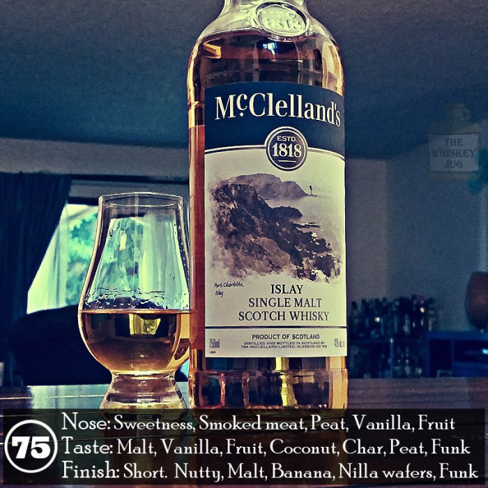 McClellands Isaly Single Malt Review