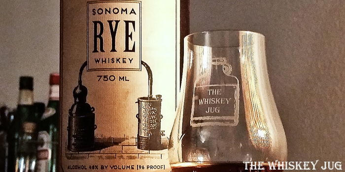Sonoma Rye Whiskey Label