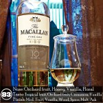 The Macallan Fine Oak 10 year Review