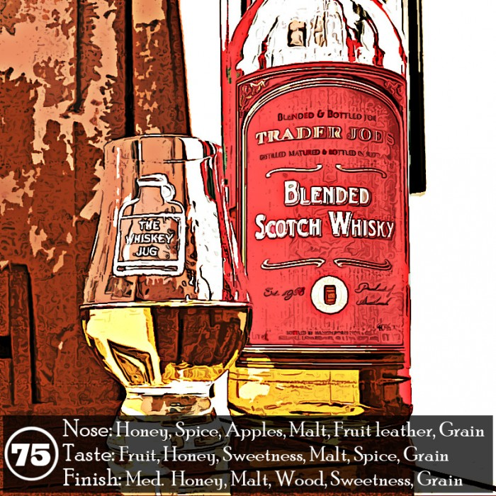 Trader Joes Blended Scotch