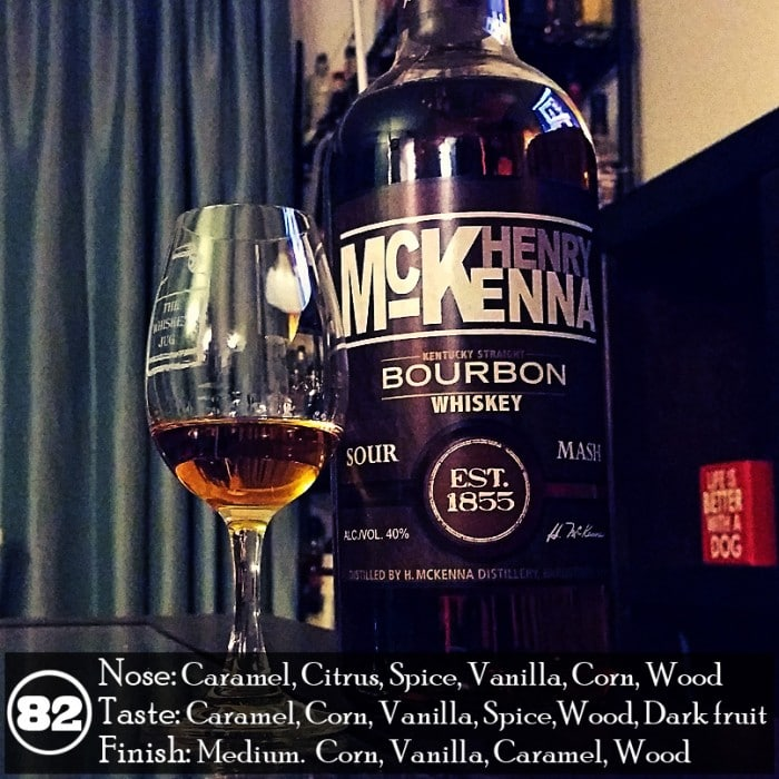 Henry McKenna Bourbon Review