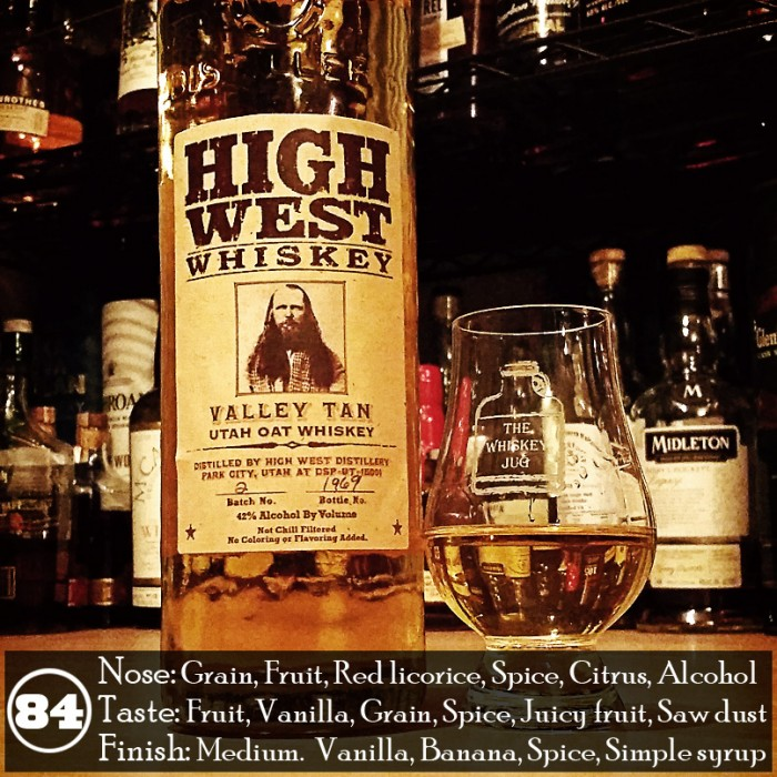 High West Valley Tan Review