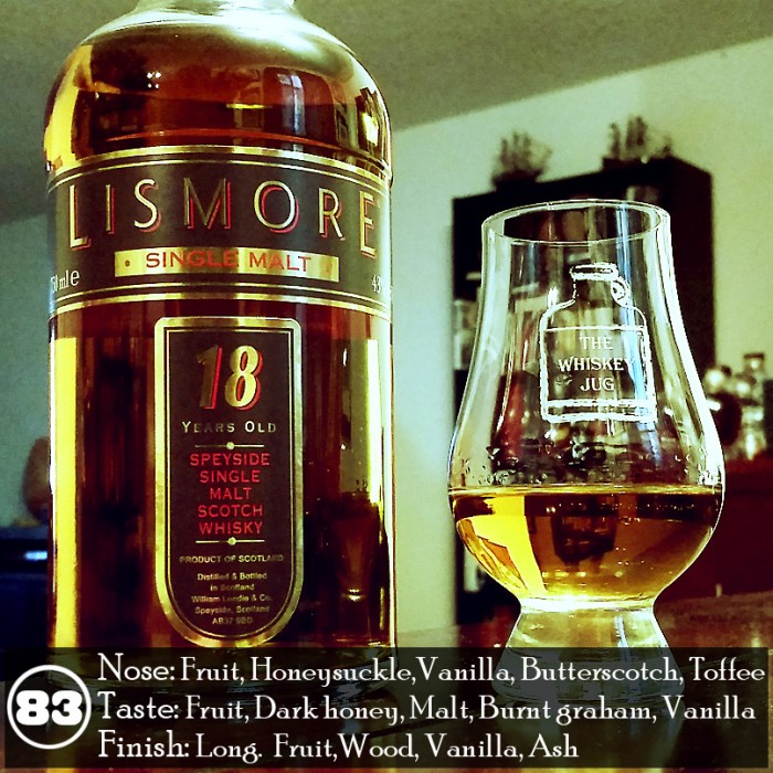 Lismore 18 years Review