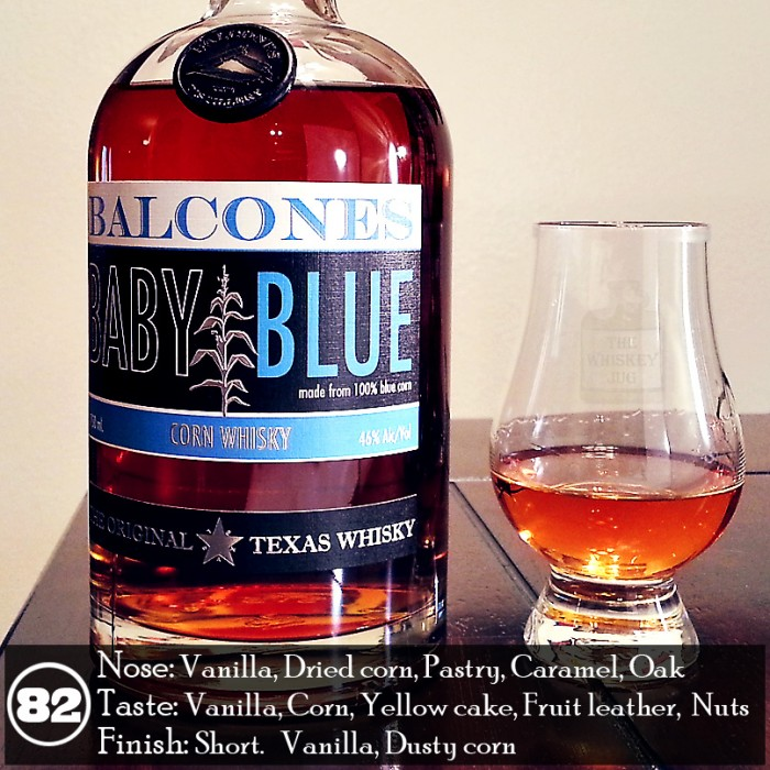 Balcones Baby Blue Review
