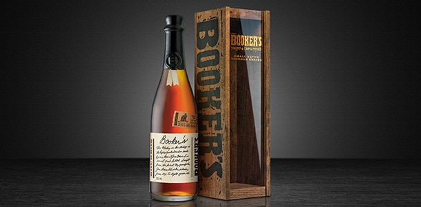 Bookers Bourbon 2015 release