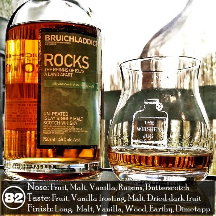 Bruichladdich Rocks Review