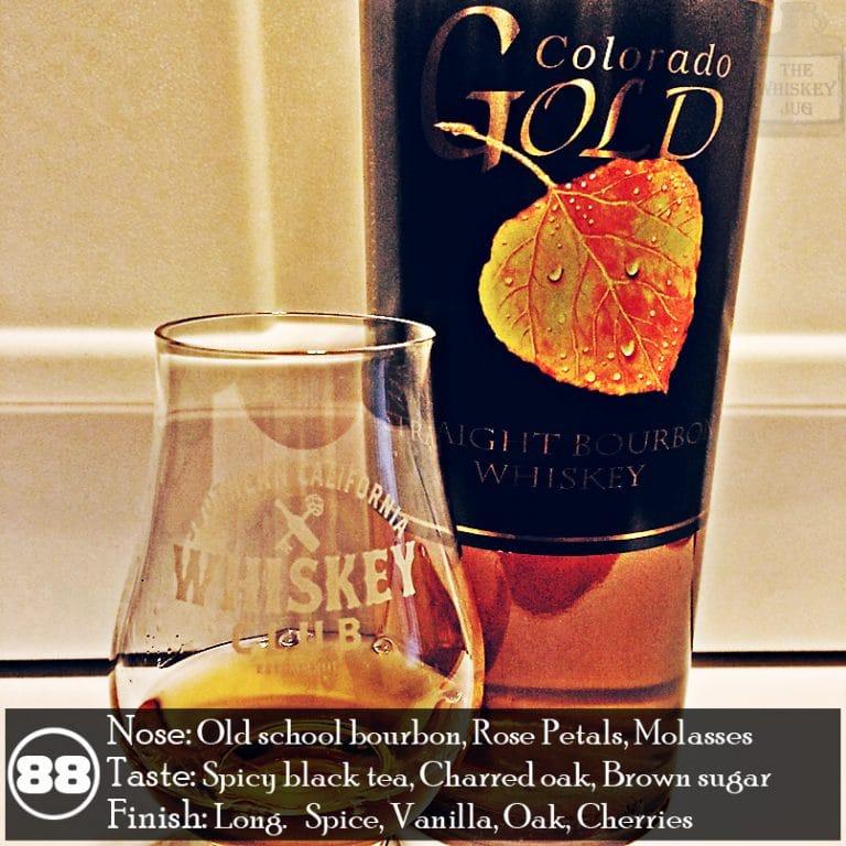 Colorado Gold Bourbon Review