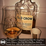 Old Crow Bottled in Bond Review – circa 1980
