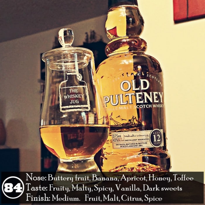 Old Pulteney 12 years Review