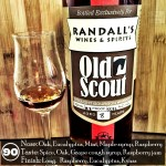 Old Scout Bourbon 8 years Review – Bottled Exclusively for Randall's Wines and Spirits