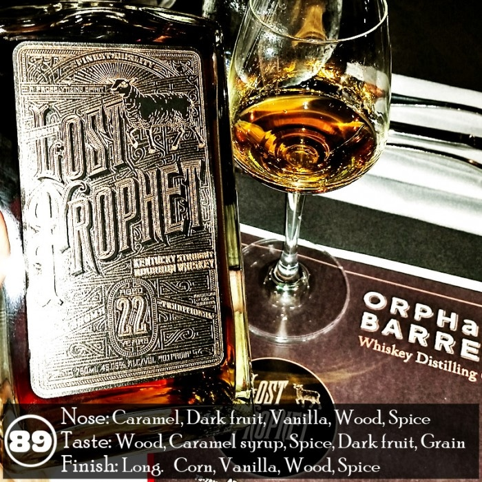 Orphan Barrel Lost Prophet Review