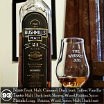 Bushmills 21 years Irish Single Malt Review
