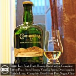 Connemara 12 yr Peated Review
