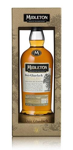 Dair Ghaelach - Virgin Oak -Midleton