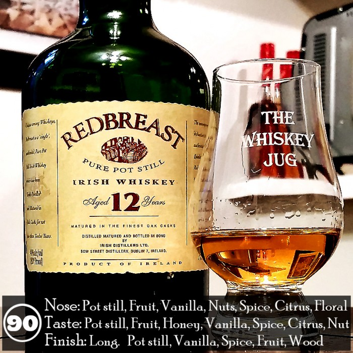 Redbreast 12 years Review