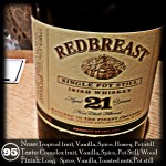 Redbreast 21 Review