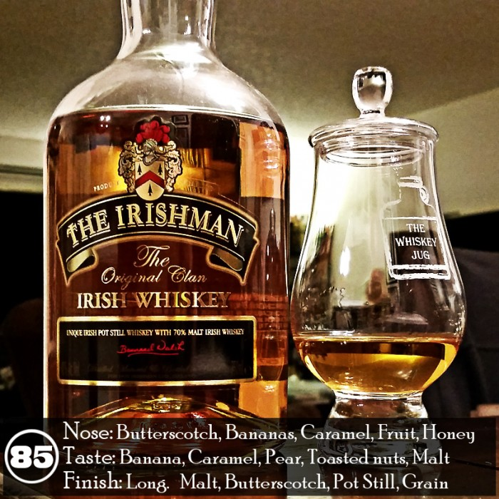 The Irishman Original Clan Irish Whiskey