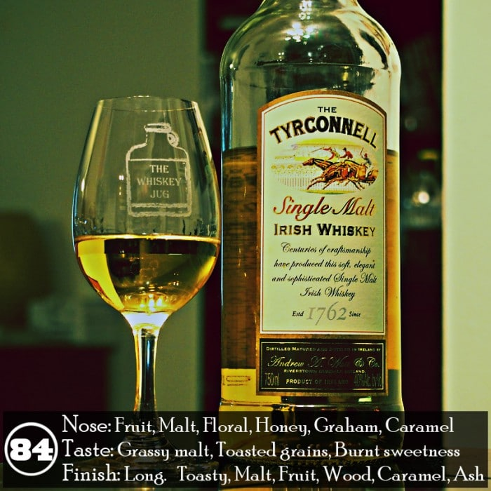 The Tyrconnell Irish Single Malt Review
