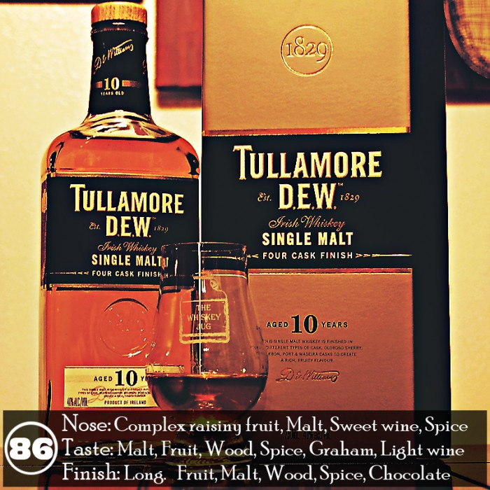 Tullamore DEW 10 Review