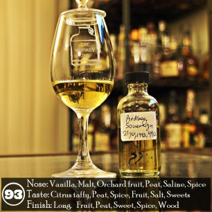 The Sovereign 1992 Ardbeg 21 Year Old Review