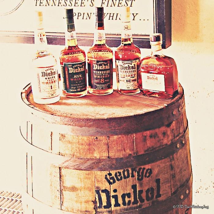 George Dickel Distillery Tour 12