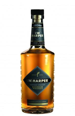 I.W. Harper Kentucky Straight Bourbon Whiskey Info