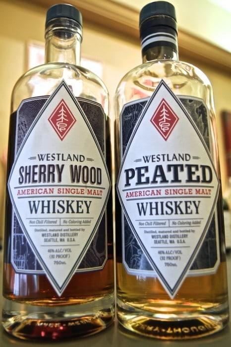Westland Peated Sherry Wood Whiskey