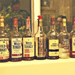 Wild Turkey 101 Tasting – Running through a rafter of Wild Turkey 101s