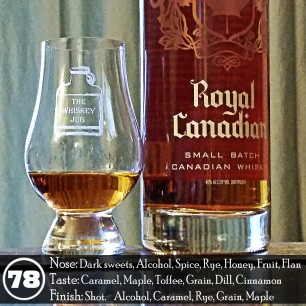Royal Canadian Small Batch Review