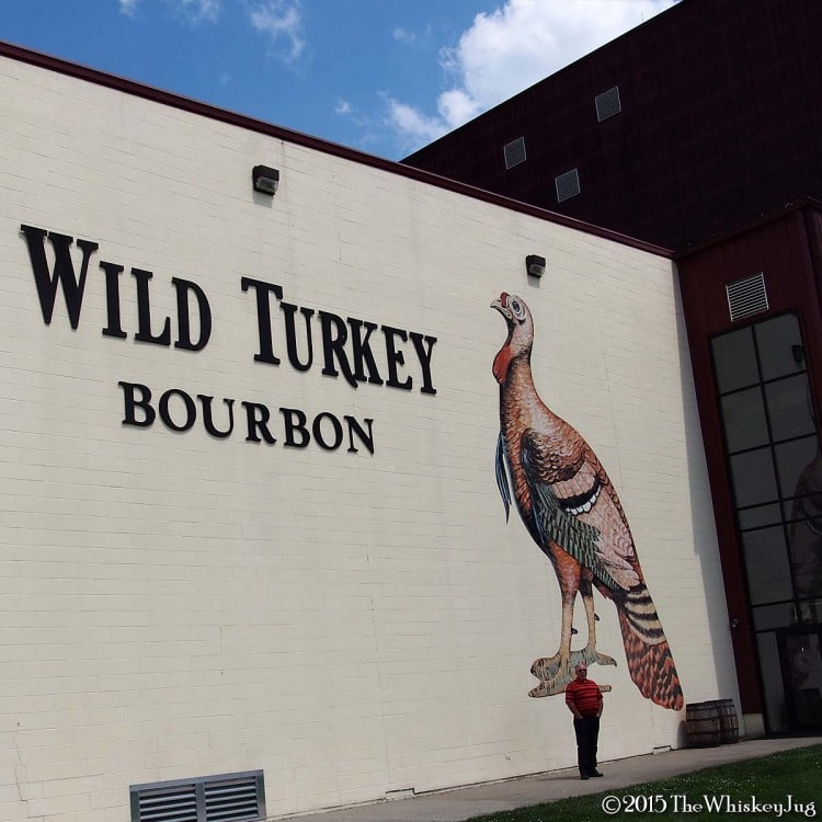 Wild Turkey Distillery - Day 1