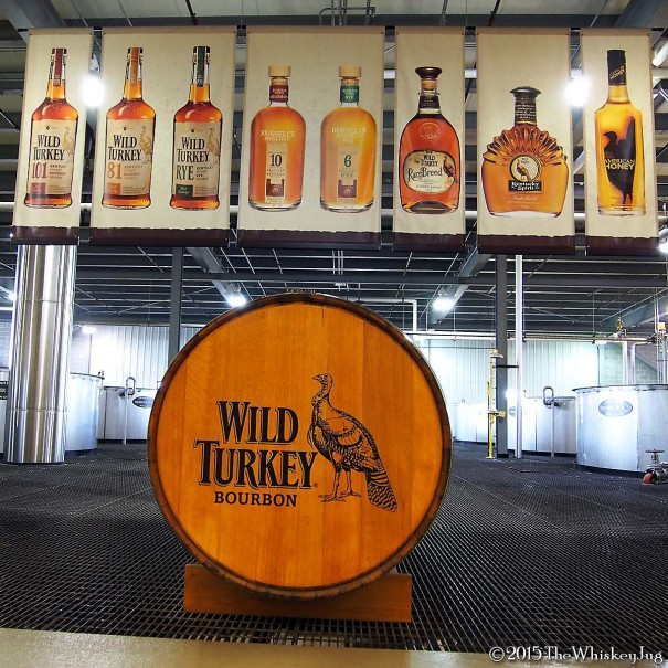 Wild Turkey Distillery - Day 2