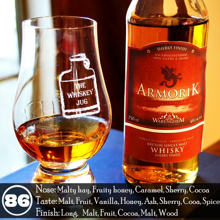 Armorik Sherry Finish Review