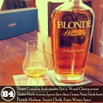 Asheville Distilling Blonde Whiskey Review