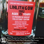 Linlithgow 1982 Signatory Vintage 25 years Review