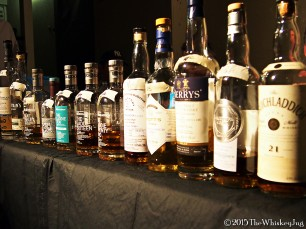 14 Non-Finished Expressions of Bruichladdich Tasted – A Malt Nuts Event