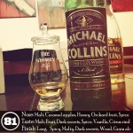 Michael Collins Blended Irish Whiskey Review