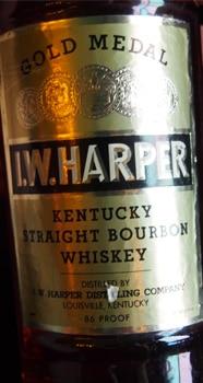 Old IW Harper