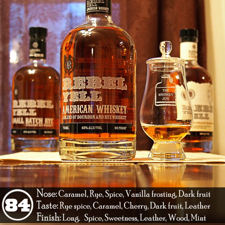 Rebel Yell American Whiskey Review