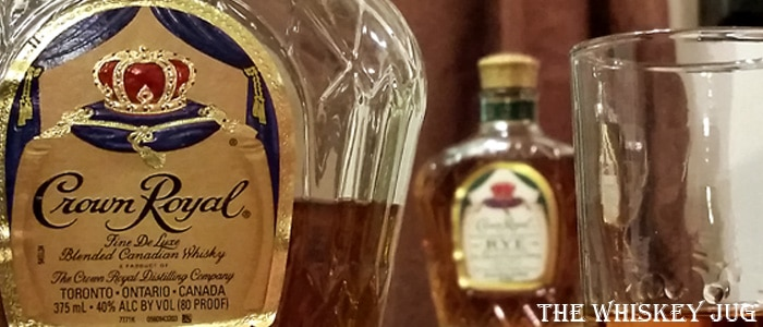 Crown Royal Label
