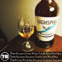Highspire Rye Whiskey Review