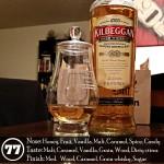 Kilbeggan Blended Irish Whiskey Review